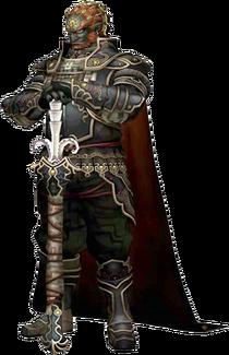 Ganondorf Real