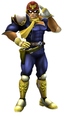 Captain Falcon Real