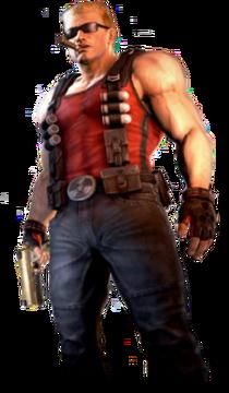 Duke Nukem (Real)