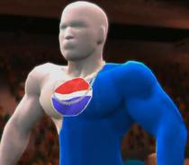 Pepsiman vgcw