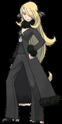 Cynthia real
