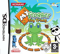 My Frogger Toy Trials Coverart