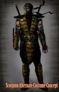 Scorpion Alt MK9