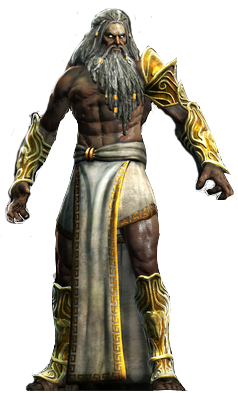 Zeus render