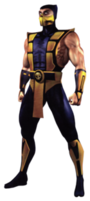 Scorpion MK4 Render