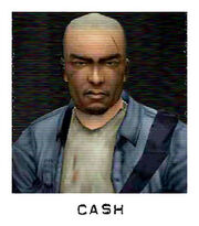Characters cash