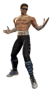 Johnny Cage MK9