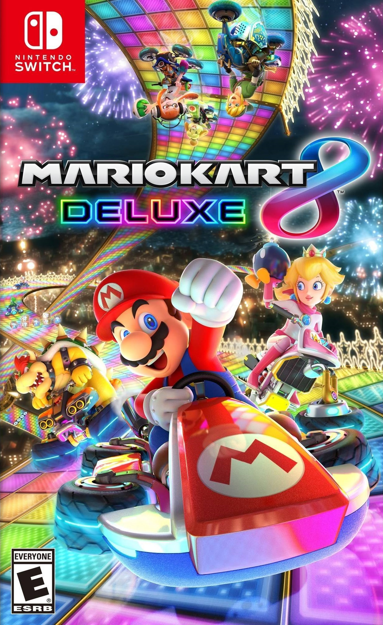 Mario Kart 8 Deluxe Video Game Cheat Codes Wiki Fandom