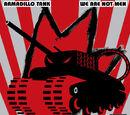 Armadillo Tank - We Are Not Men