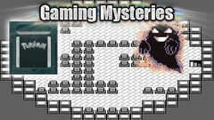 Gaming Mysteries Pokemon Creepy Black (Creepypasta)