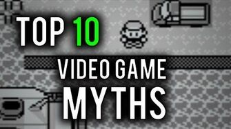 """Top 10 video game myths"" Danger Dolan-0"