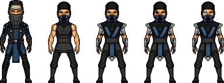 Mortal kombat ultimo tundra sub zero ii by ultimocomics-d6sh970