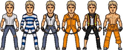 Street fighter cody travers by ultimocomics-d85q9q0