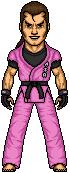 Street fighter dan hibiki by ultimocomics-d867fr5