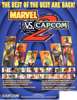 MarvelvsCapcom2ARC