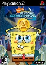 Spongebob Squarepants Atlantis Squarepants