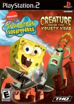 Spongebob Squarepants Creature from the Kristina Krab