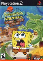 Spongebob Sqaurepants Revenge of the Flying Dutchman