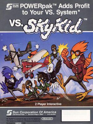 SkyKidNVS