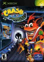 Crash Bandicoot Wrath of Cortex