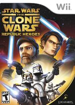 Star Wars the Clone Wars Republic Heroes