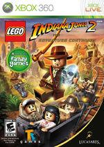 LEGO Indiana Jones 2 The Adventures Continues