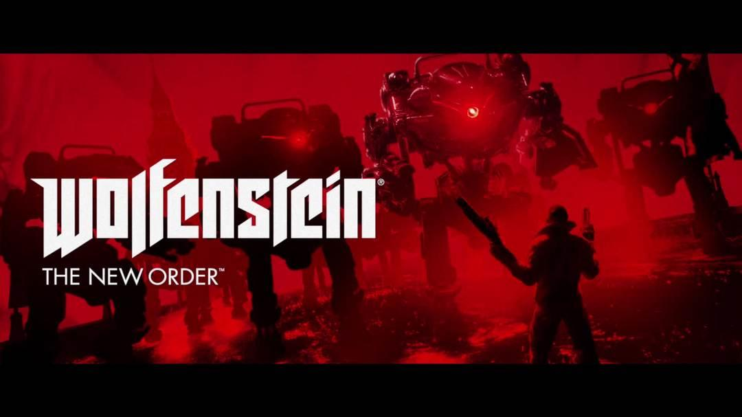 Wolfenstein The New Order - Announce Trailer