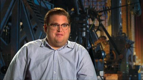 "Megamind (2010) - Interview ""Jonah Hill On What Attracted Him To This Film"""