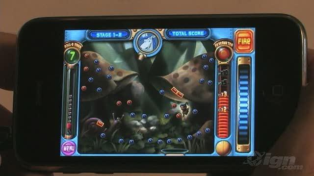 Peggle Wireless Game Gameplay - Free Ball