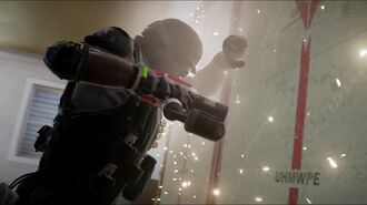 Tom Clancys Rainbow 6 Seige - Counter Terrorism Units Trailer