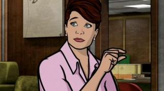 Archer - Pam Poovy Gets Kidnapped Clip