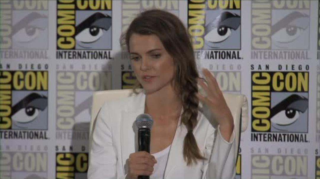 Dawn Of The Planet Of The Apes - Comic-Con Press Conference Part 1