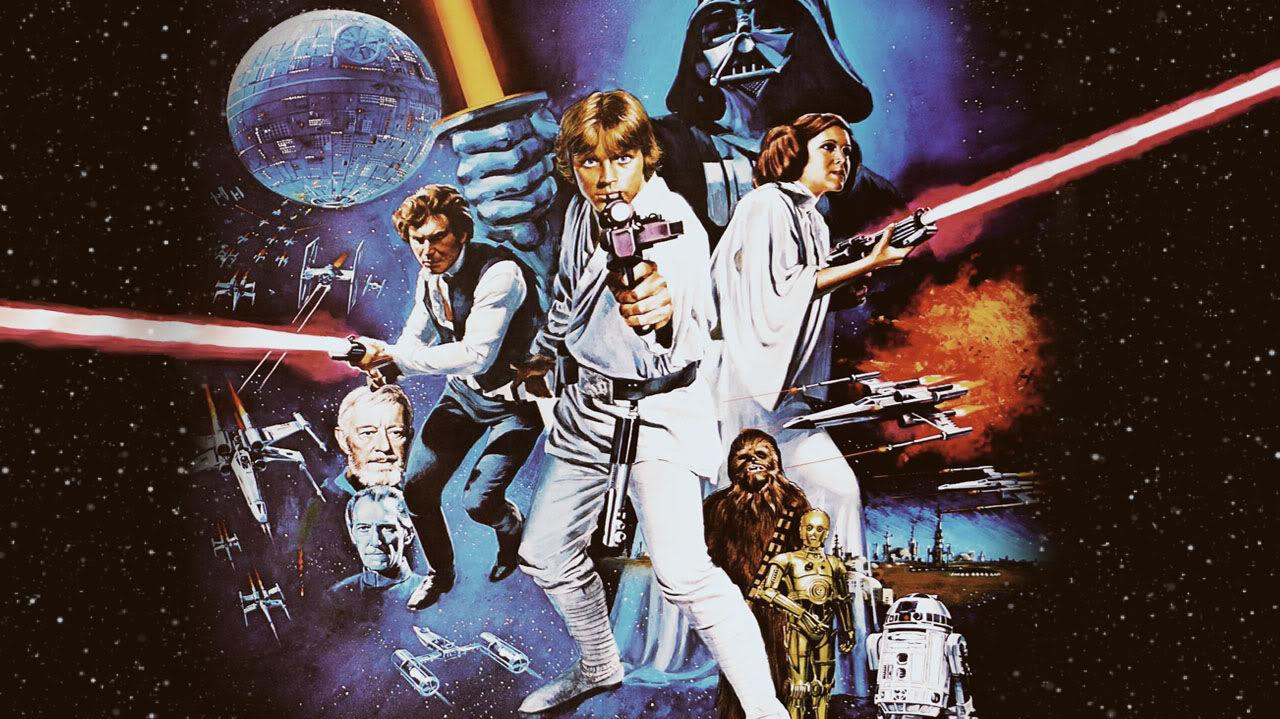 Expert Showcase - Star Wars