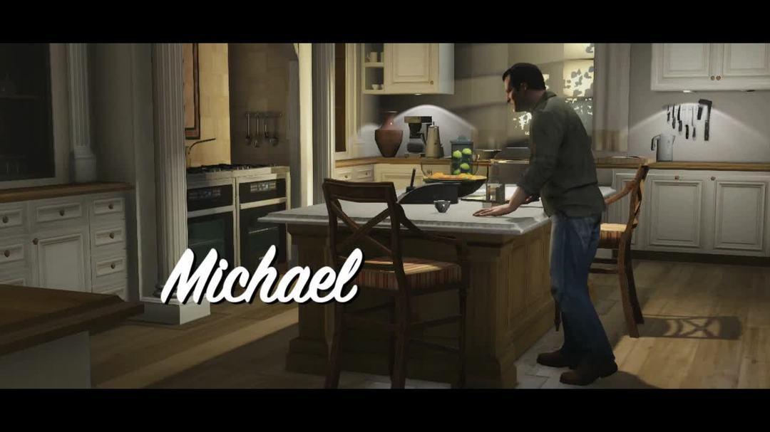 GTA V Michael Trailer