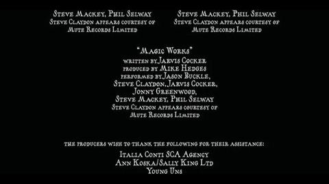 Harry Potter and the Goblet of Fire - ending credits 2 Part 6