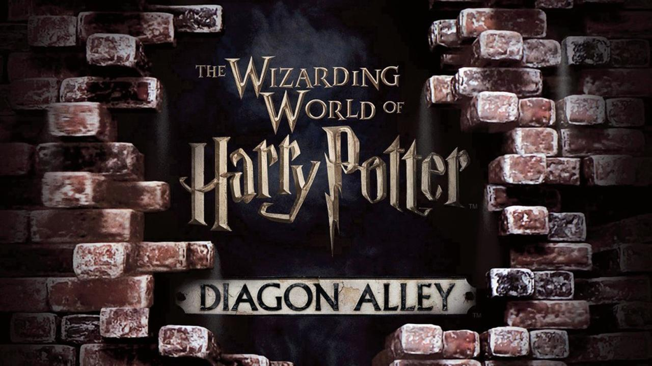 The Wizarding World of Harry Potter - Diagon Alley Webcast Highlights