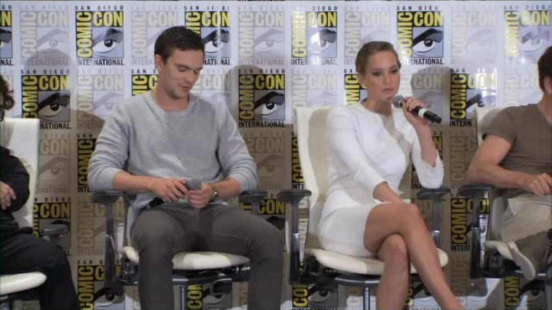 X-Men Days Of Future Past - Comic-Con Press Conference Part 1