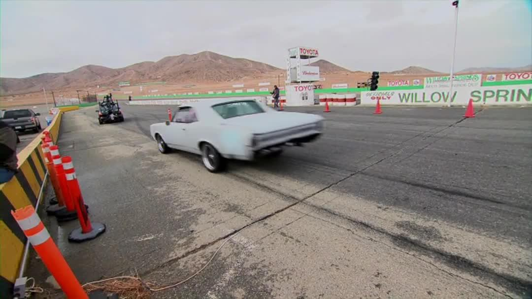 Need for Speed - Muscle Car Foundry Featurette