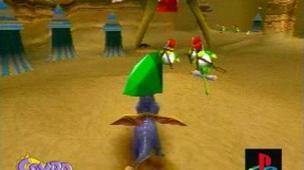 Spyro the Dragon (VG) (1998) - Video Game Trailer