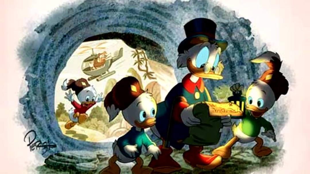 Ducktales Remastered - Duckumentary 1