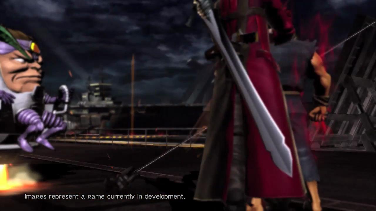 Marvel vs. Capcom 3 Shuma-Gorath Reveal