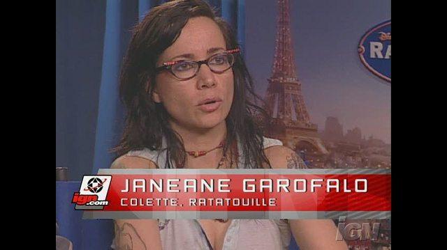 Ratatouille Movie Interview - Video Interviews