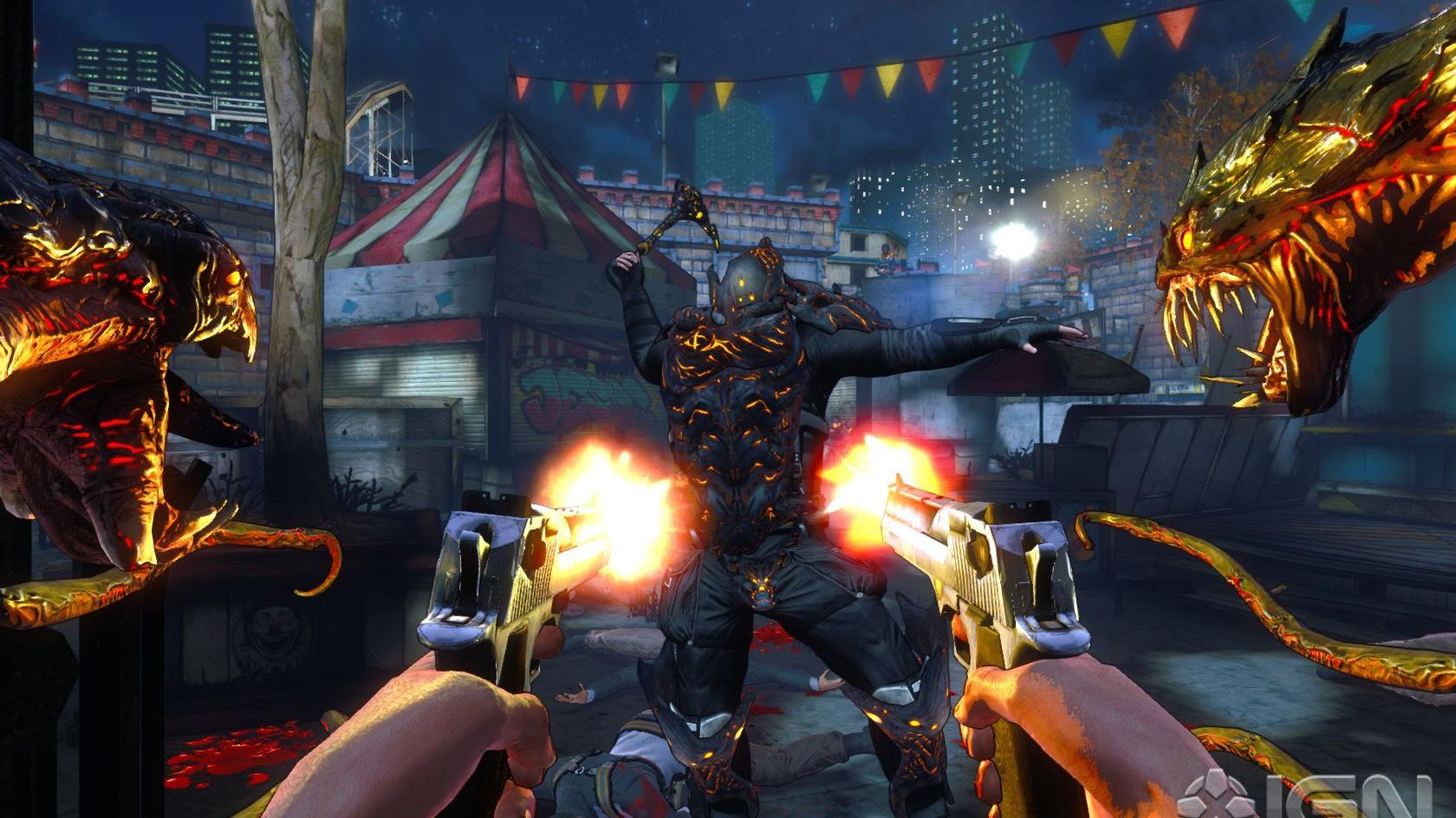 The Darkness II Video Preview