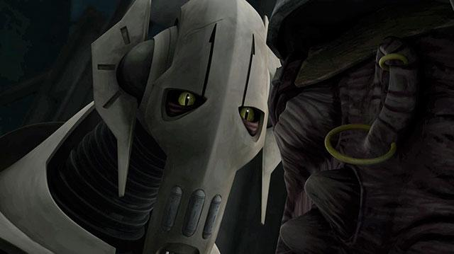 Star Wars The Clone Wars - Hondo Meets Grievous!