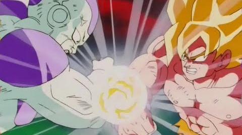 DBZ Kai - Frieza vs Goku Final Fight