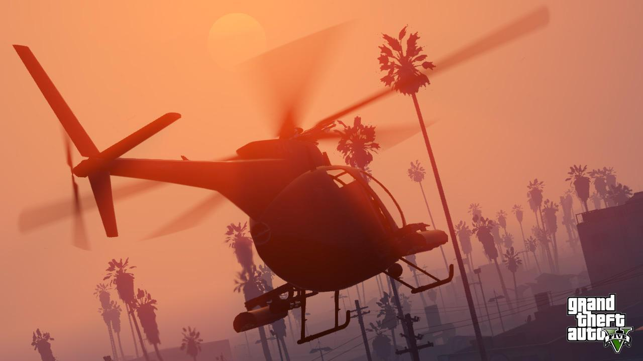 GTA 5 Cheats - Best Helicopter Spawn Points