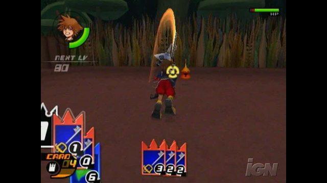 Kingdom Hearts II Final Mix+ PlayStation 2 Video - Wonderland