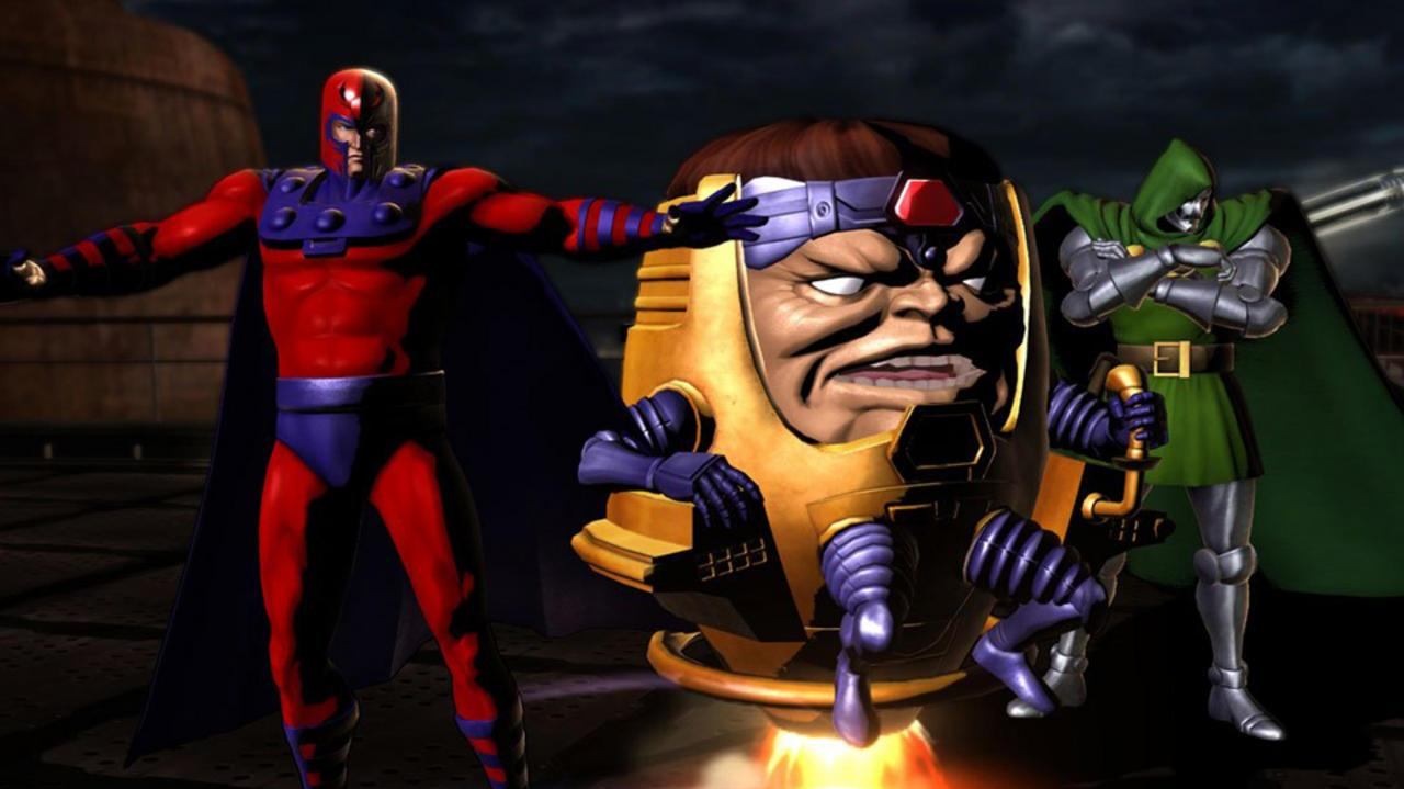 Marvel vs. Capcom 3 Fate of Two Worlds Video Preview