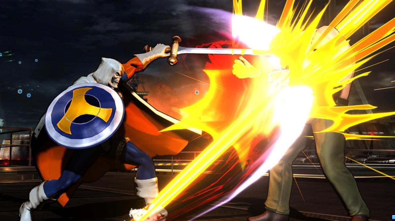 Marvel vs. Capcom 3 Taskmaster Introduction Trailer