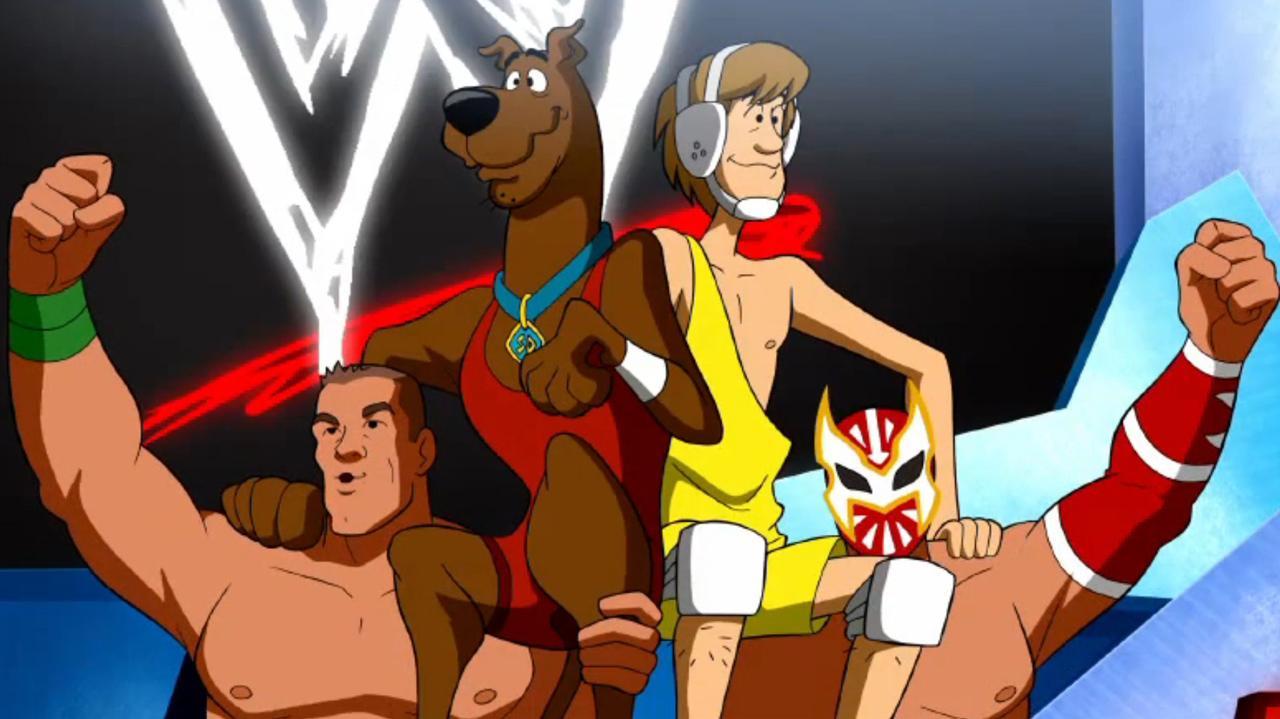 Scooby-Doo! WrestleMania Mystery Trailer